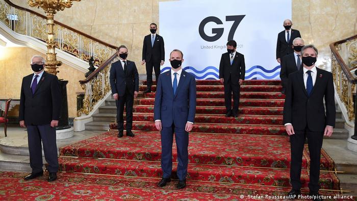 七国集团(G7)财政部长一致支持征收至少 15% 的全球最低企业税率。