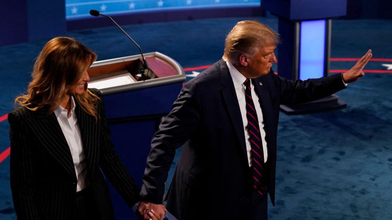 美国总统特朗普在Twitter上宣布,他与夫人梅拉尼娅经检测确诊感染COVID-19新型冠状病毒,正接受隔离。