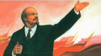4 月 22 日,列宁诞辰 150 周年